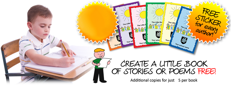 Creat a Little Book of stories for just £5
